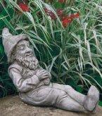 Lge Gnome Sleeping