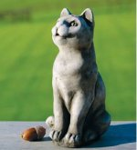 Midi Sitting Cat
