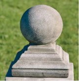 Stepped Ball Finial