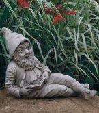 Lge Gnome Reading