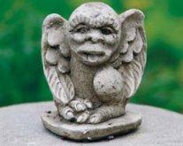 Midi Winged Gargoyle