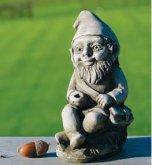Gnome gone Fishing