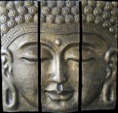 Buddha Wall Sculpture