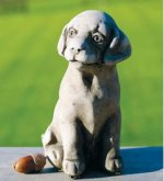 Midi Sitting Puppy