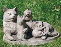 Mother & Kittens