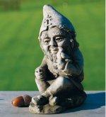 Gnome with Bird
