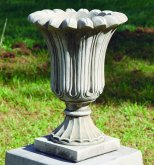 Small Fluted Urn