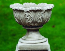 Small Acanthus Urn