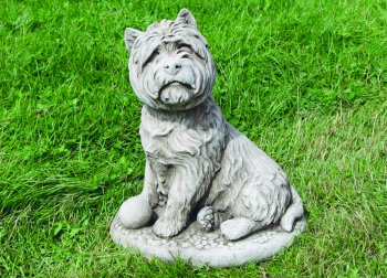 Lge West Highland Terrier