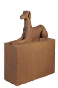 Whippet with Base
